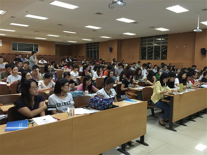 中国人民大学上课图片1