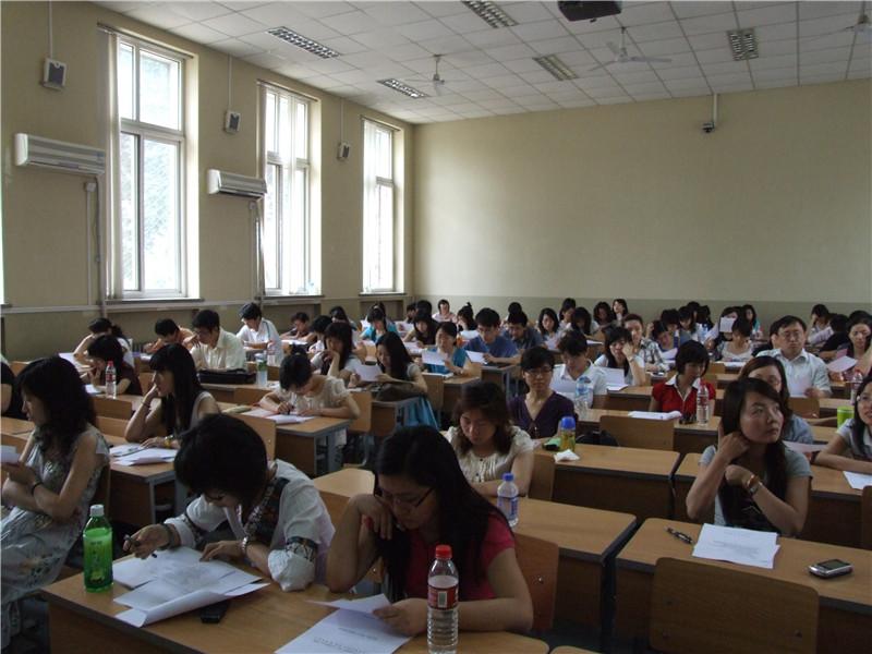 中国人民大学上课图片3
